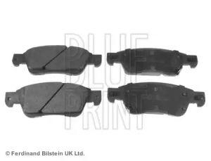 Front Brake Pad Set BLUE PRINT ADN142164