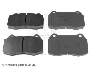 Front Brake Pad Set BLUE PRINT ADN14266P