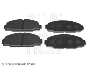 Front Brake Pad Set BLUE PRINT ADT342134