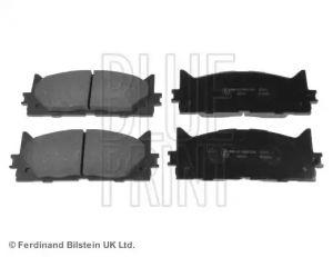 Front Brake Pad Set BLUE PRINT ADT342189
