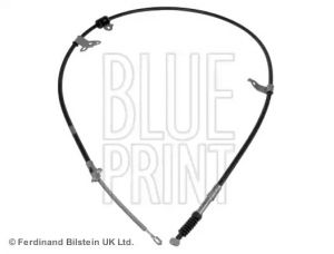 Rear Left Handbrake Cable BLUE PRINT ADT346331