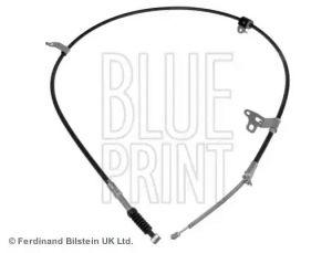 Rear Right Handbrake Cable BLUE PRINT ADT346332
