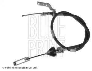 Rear Left Handbrake Cable BLUE PRINT ADT346365