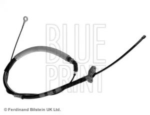 Rear Right Handbrake Cable BLUE PRINT ADT346368