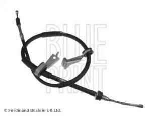 Rear Left Handbrake Cable BLUE PRINT ADT346375