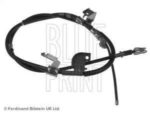 Rear Left Handbrake Cable BLUE PRINT ADT346377
