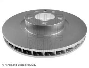 Front Brake Discs SET OF 2 - BLUE PRINT ADV184331