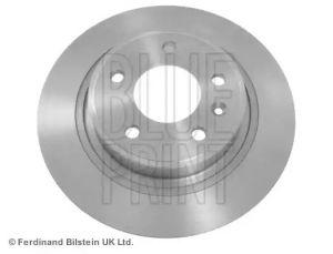 Rear Brake Discs SET OF 2 - BLUE PRINT ADW194307