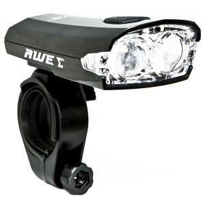 X-Fire LED Front Cycle Light - Black - 40 Lumen