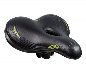 Female Citta Large Cycle Saddle - Black