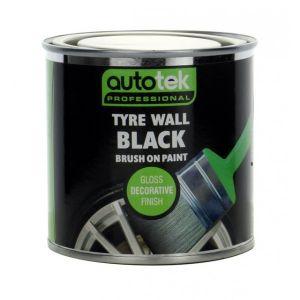 Tyre Wall Black 250ml