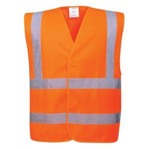 Hi-Vis Vest - Orange - XX Large /XXX Large