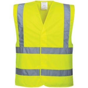 Hi-Vis Vest - Yellow - Large/X Large