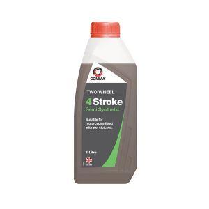 Two Wheel 4 Stroke - Semi Synthetic - 1 Litre