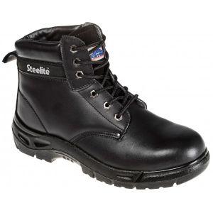 Steelite S3 Work Safety Boots - UK 8