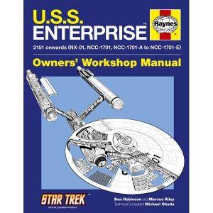 Science Fiction Manual - U.S.S Enterprise Manual (2151 Onwards)
