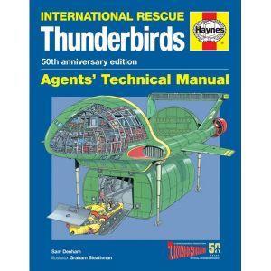 Science Fiction Manual - Thunderbirds