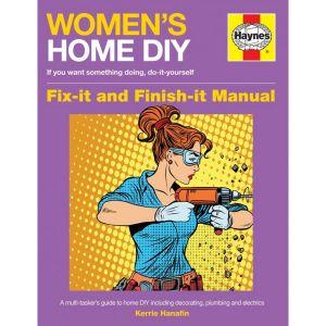 Women's Home DIY Manual - Softback Edition