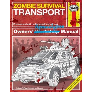Science Fiction Manual -Zombie Survival Transport Manual