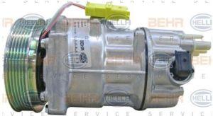 Air Con Compressor 8FK 351 316-391