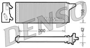 Heat Exchanger DENSO DRR12001