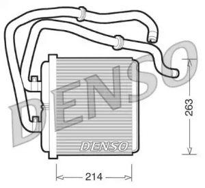 Heat Exchanger DENSO DRR12003
