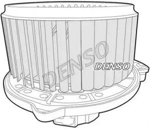 Heater Blower Motor DENSO DEA43010