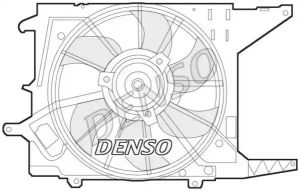 Radiator FanDENSO DER37003