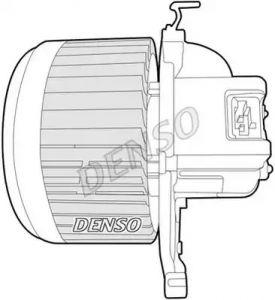 Heater Blower Motor DENSO DEA07019