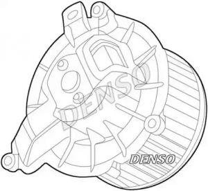 Heater Blower Motor DENSO DEA12003