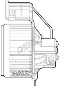 Heater Blower Motor DENSO DEA23020