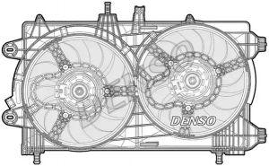 Radiator FanDENSO DER13011