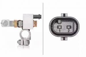 IBS Battery Management Sensor for Vauxhall Astra HELLA 6PK 010 557-921