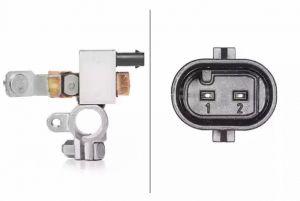 IBS Battery Management Sensor HELLA 6PK 010 557-911