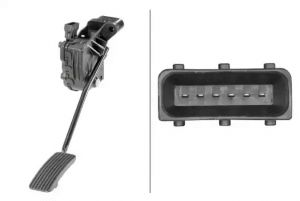 Accelerator Pedal Position Sensor HELLA 6PV 010 946-131