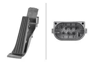 Accelerator Pedal Position Sensor HELLA 6PV 010 946-421