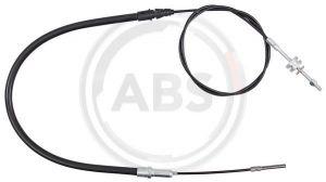 Front Handbrake Cable A.B.S. K12972 for VW Caravelle, Multivan, Transporter
