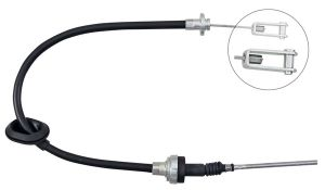 Clutch Cable - A.B.S. K29100