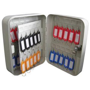 Grey Key Cabinet - 40 Key Capacity
