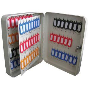 Grey Key Cabinet - 100 Key Capacity