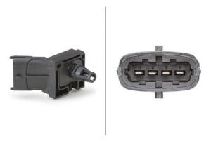 Boost Pressure Sensor STANDARD LMS124