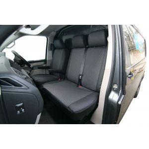 Van Seat Cover - Single & Double - Luxury Volkswagon Transporter