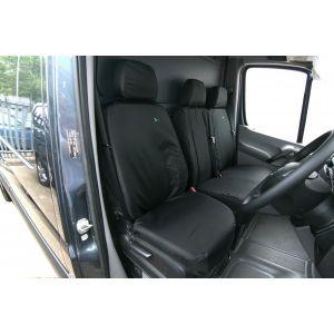 Van Seat Cover - Single - Mercedes Sprinter & Volkswagen Crafter