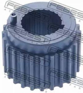 Crankshaft Gear FEBEST MES-6G74