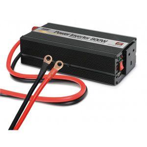 Power Inverter - 12V to 230V - 800W