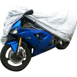 Water Resistant Motorcycle Cover - Large
