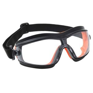 Slim Safety Goggles - Clear