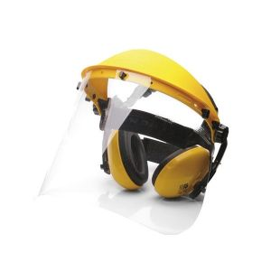 PPE Safety Protector Kit - Clear Visor