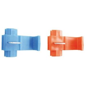 Wiring Connectors - Self-Stripping - Assorted - Pack of 8