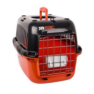 Plastic Pet Carrier - Large